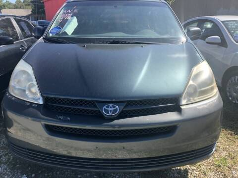 2005 Toyota Sienna for sale at Pary's Auto Sales in Garland TX