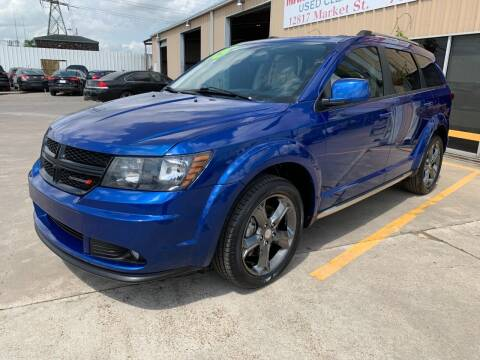 2015 Dodge Journey for sale at Market Street Auto Sales INC in Houston TX