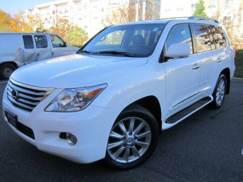 2011 Lexus LX 570 for sale at Master Auto in Revere MA