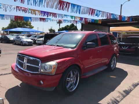 2004 Dodge Durango for sale at Valley Auto Center in Phoenix AZ