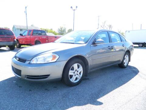 2006 Chevrolet Impala for sale at Auto House Of Fort Wayne in Fort Wayne IN