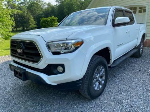 2018 Toyota Tacoma for sale at ALL Motor Cars LTD in Tillson NY