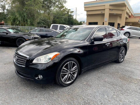 2013 Infiniti M37 for sale at Orlando Auto Connect in Orlando FL