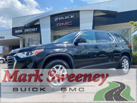 2018 Chevrolet Traverse for sale at Mark Sweeney Buick GMC in Cincinnati OH