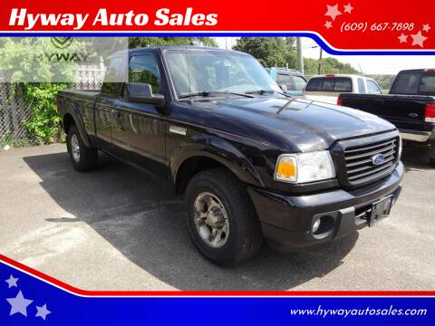 2009 Ford Ranger for sale at Hyway Auto Sales in Lumberton NJ