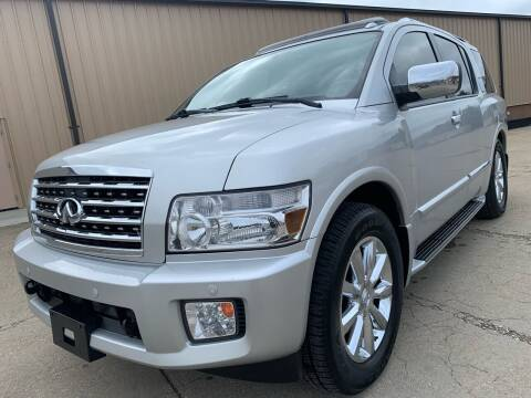 2009 Infiniti QX56 for sale at Prime Auto Sales in Uniontown OH