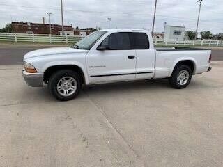 2001 Dodge Dakota for sale at J & S Auto in Downs KS