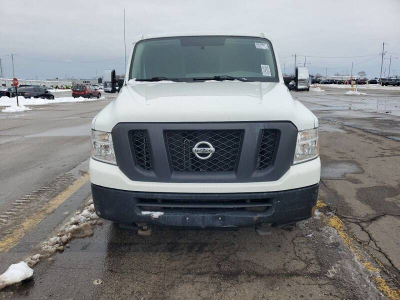 2014 Nissan NV Cargo for sale at NORTH CHICAGO MOTORS INC in North Chicago IL