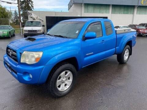 2006 Toyota Tacoma for sale at TacomaAutoLoans.com in Lakewood WA