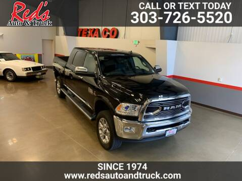 2017 RAM Ram Pickup 2500 for sale at Red's Auto and Truck in Longmont CO