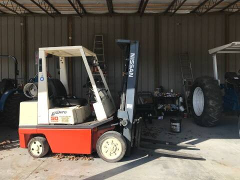 2002 Nissan 50 for sale at Vehicle Network - Joe's Tractor Sales in Thomasville NC