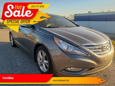 2013 Hyundai Sonata for sale at TruckMax in N. Laurel MD