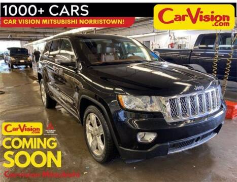 2012 Jeep Grand Cherokee for sale at Car Vision Buying Center in Norristown PA