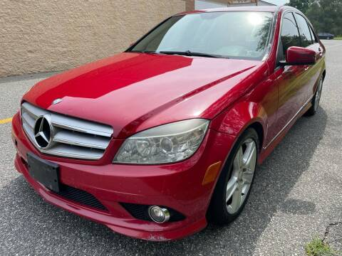2010 Mercedes-Benz C-Class for sale at Premium Auto Outlet Inc in Sewell NJ