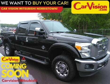 2015 Ford F-250 Super Duty for sale at Car Vision Mitsubishi Norristown in Norristown PA