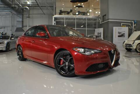 2017 Alfa Romeo Giulia for sale at Euro Prestige Imports llc. in Indian Trail NC