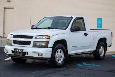 2005 Chevrolet Colorado for sale at Carland Auto Sales INC. in Portsmouth VA