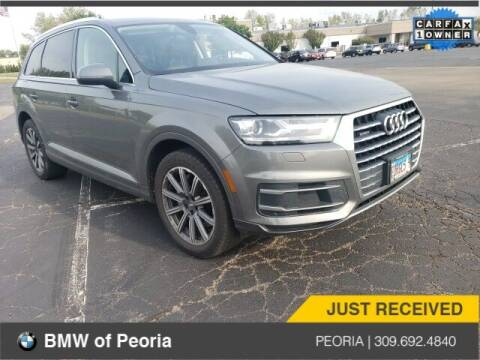 2018 Audi Q7 for sale at BMW of Peoria in Peoria IL