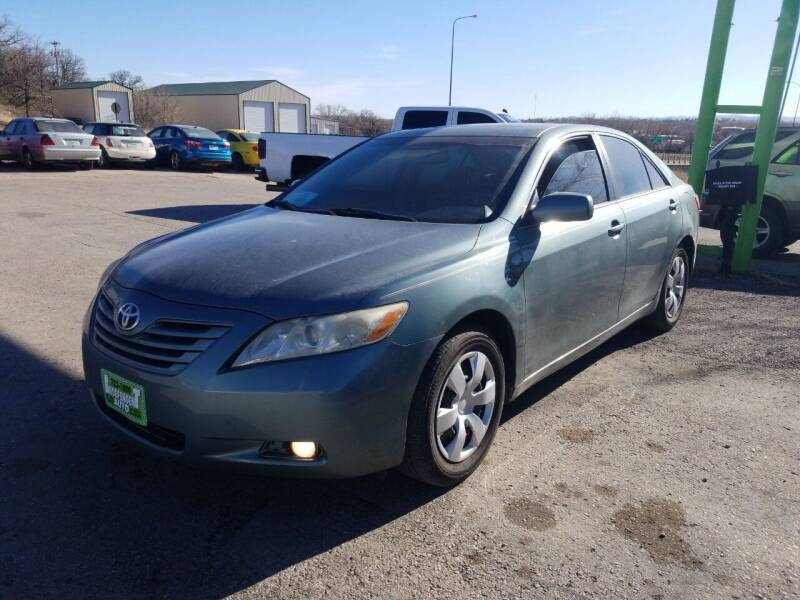2007 Toyota Camry for sale at Independent Auto in Belle Fourche SD