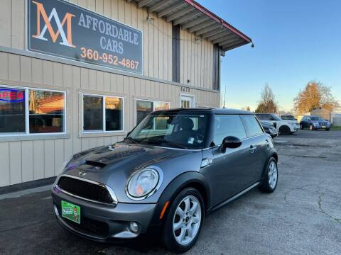 2009 MINI Cooper for sale at M & A Affordable Cars in Vancouver WA