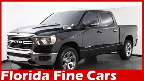 2019 RAM Ram Pickup 1500 for sale at Florida Fine Cars - West Palm Beach in West Palm Beach FL