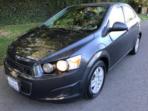 2012 Chevrolet Sonic for sale at Car Lanes LA in Valley Village CA