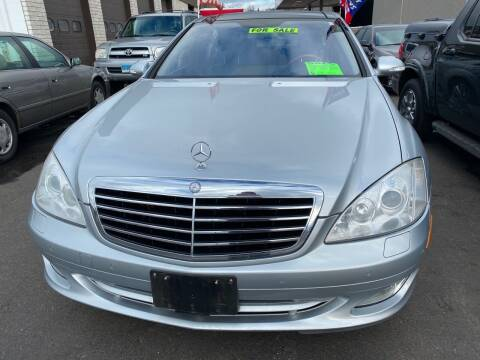 2009 Mercedes-Benz S-Class for sale at Story Brothers Auto in New Britain CT
