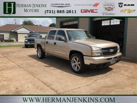 2006 Chevrolet Silverado 1500 for sale at Herman Jenkins Used Cars in Union City TN