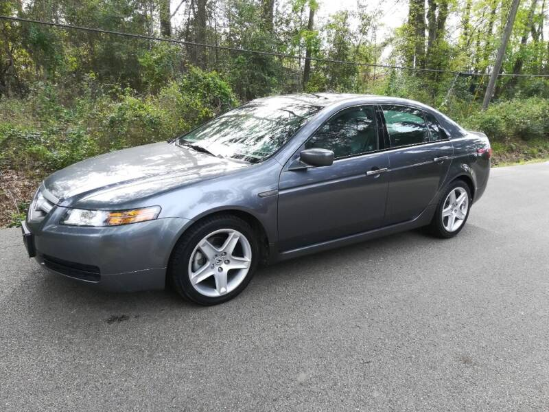2006 Acura TL for sale at Low Price Autos in Beaumont TX