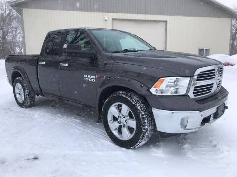 2015 RAM Ram Pickup 1500 for sale at Summit Auto & Cycle in Zumbrota MN