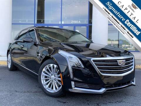 2018 Cadillac CT6 Plug-In Hybrid for sale at Southern Auto Solutions - Capital Cadillac in Marietta GA