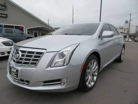 2013 Cadillac XTS for sale at Dam Auto Sales in Sioux City IA