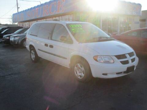 2003 Dodge Grand Caravan for sale at CAR SOURCE OKC in Oklahoma City OK