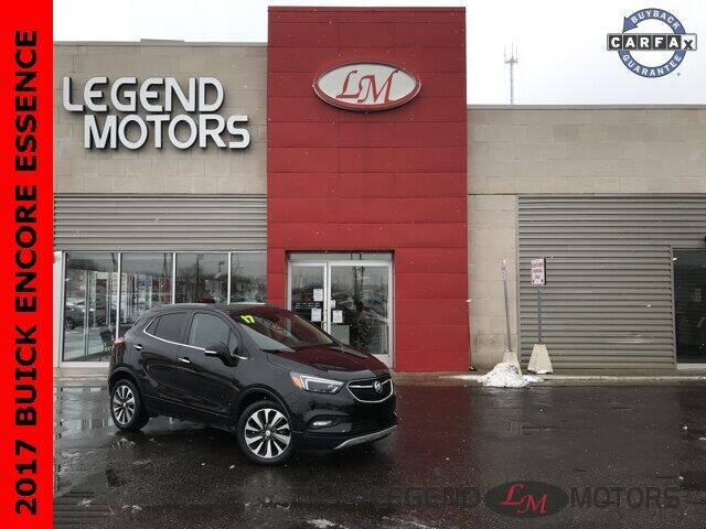 2017 Buick Encore for sale at Legend Motors of Detroit - Legend Motors of Ferndale in Ferndale MI