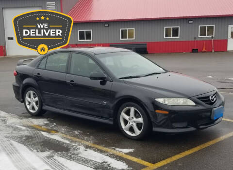 2004 Mazda MAZDA6 for sale at Tower Motors in Brainerd MN