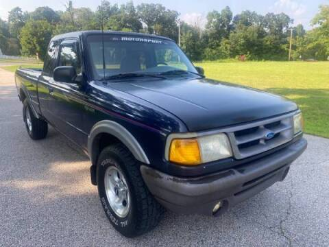 1996 Ford Ranger for sale at 100% Auto Wholesalers in Attleboro MA