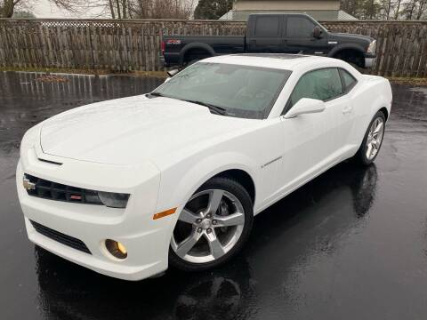 2010 Chevrolet Camaro for sale at CarSmart Auto Group in Orleans IN