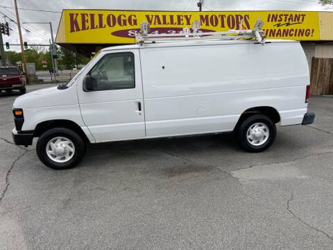 2009 Ford E-Series Cargo for sale at Kellogg Valley Motors in Gravel Ridge AR