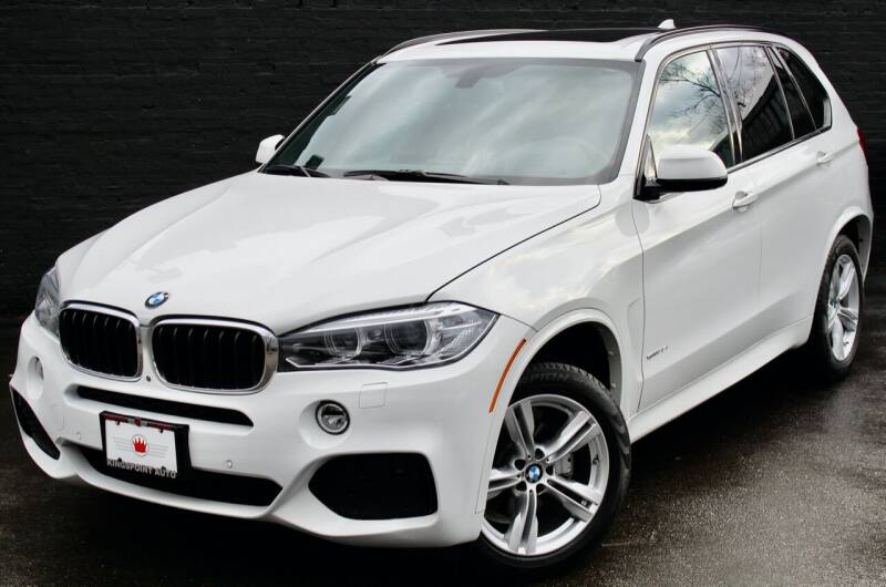2017 BMW X5 for sale at Kings Point Auto in Great Neck NY