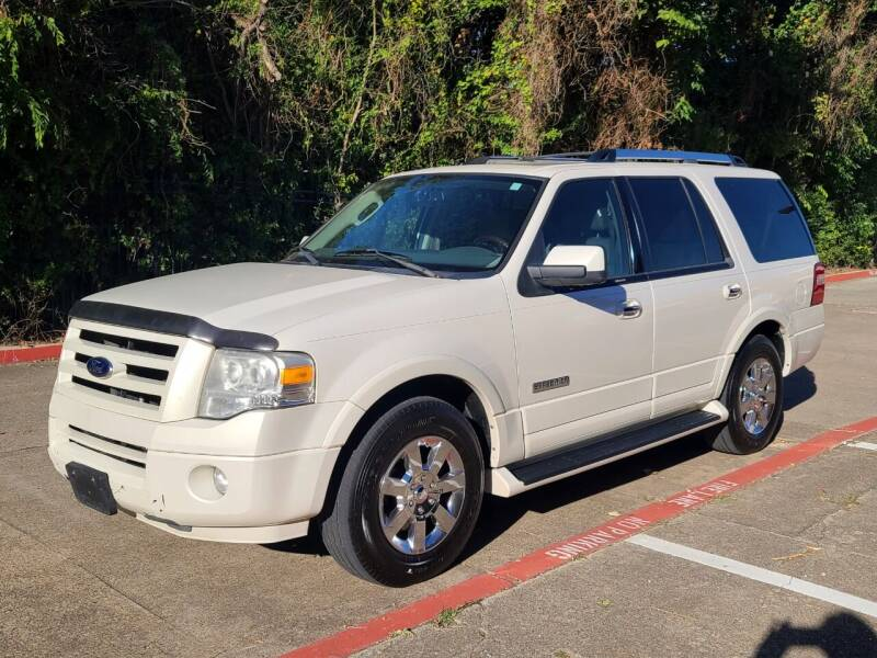 2008 Ford Expedition for sale at DFW Autohaus in Dallas TX