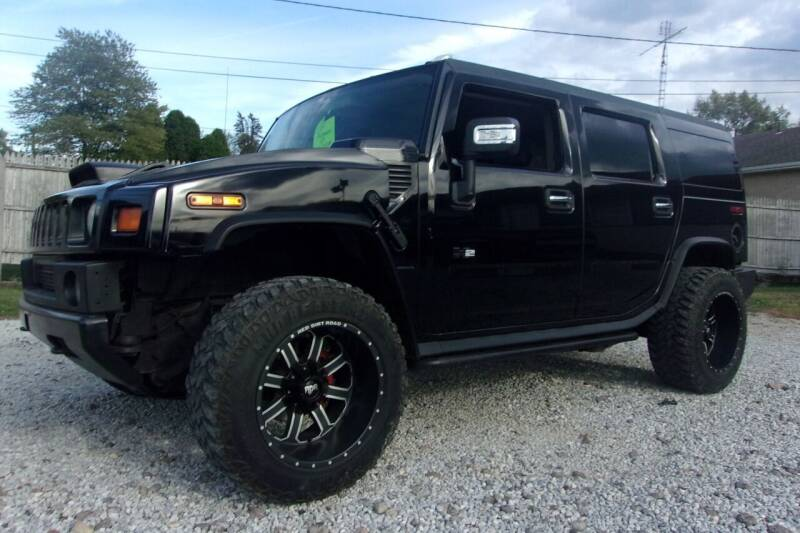 2004 HUMMER H2 for sale at JEFF MILLENNIUM USED CARS in Canton OH