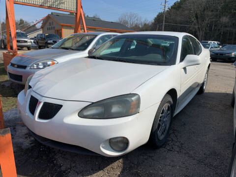 2004 Pontiac Grand Prix for sale at CARS R US in Caro MI