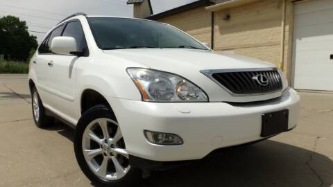 2009 Lexus RX 350 for sale at Prudential Auto Leasing in Hudson OH