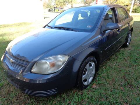 2008 Chevrolet Cobalt for sale at Liberty Motors in Chesapeake VA