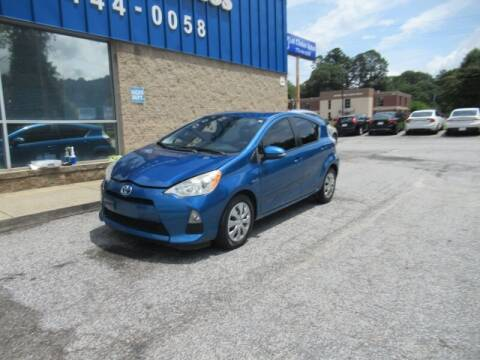 2013 Toyota Prius c for sale at Southern Auto Solutions - 1st Choice Autos in Marietta GA