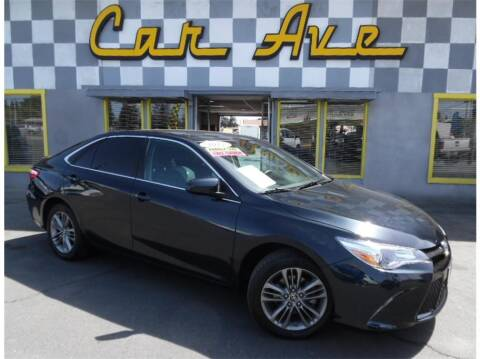 2017 Toyota Camry for sale at Car Ave in Fresno CA