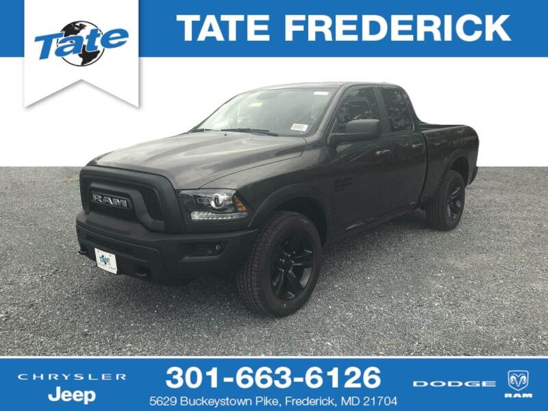 2021 RAM Ram Pickup 1500 Classic for sale in Frederick, MD