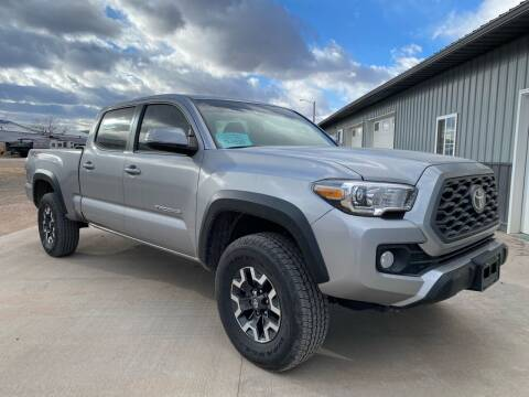 2020 Toyota Tacoma for sale at FAST LANE AUTOS in Spearfish SD