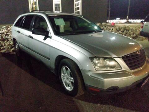2006 Chrysler Pacifica for sale at L & J Motors in Mandan ND