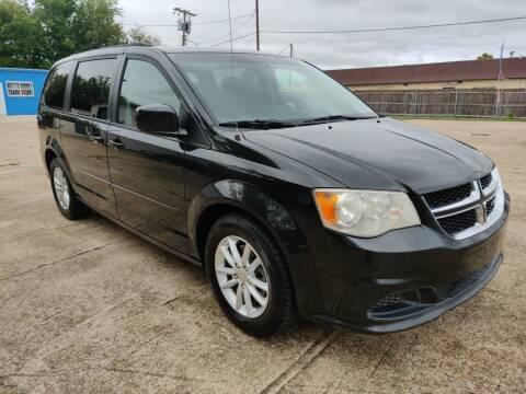 2014 Dodge Grand Caravan for sale at AI MOTORS LLC in Killeen TX